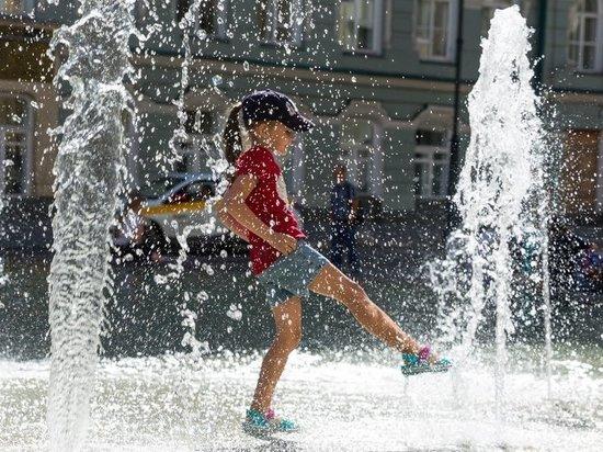 В Волгоградской области погибла девочка, доставая кепку из фонтана