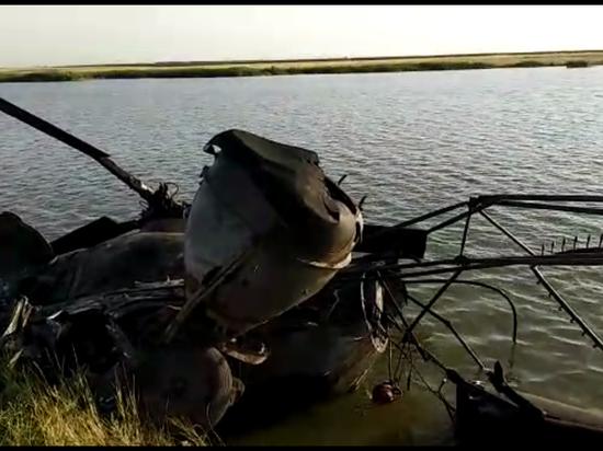 Один человек погиб при жёсткой посадке вертолёта под Ростовом