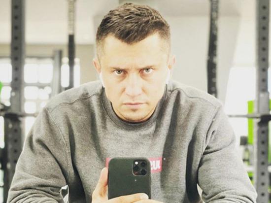 Прилучный ответил на слухи о романе с Карпович