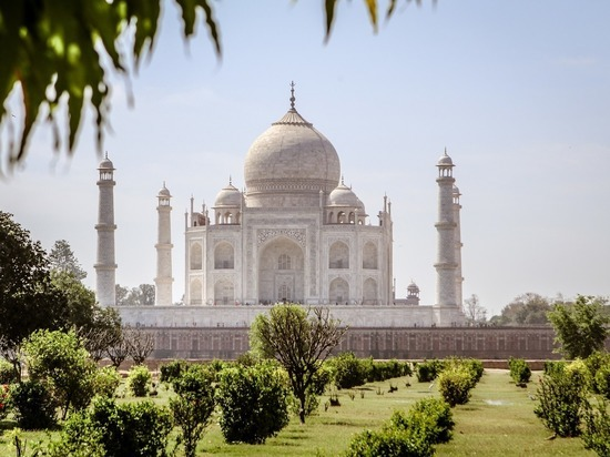 В Индии отменили открытие Тадж-Махала из-за пандемии COVID-19