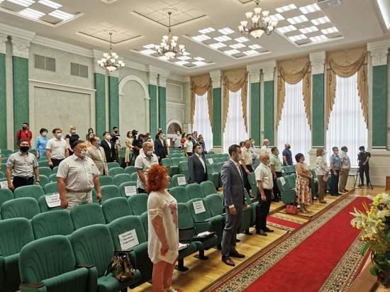 В Улан-Удэ перед депутатами горсовета отчитались о бюджетных деньгах