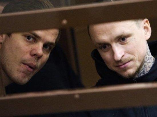 Суд вновь отложил пересмотр приговора по делу Кокорина и Мамаева