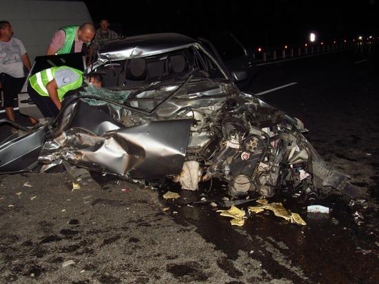 В ДТП на трассе М-4 «Дон» погибли мать и ребенок