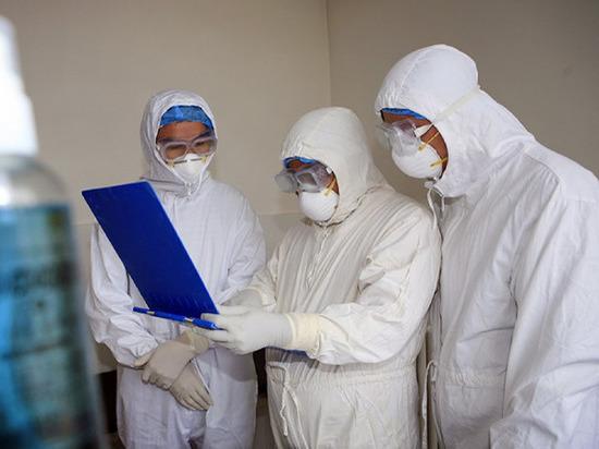 На Дону среди выявленных за сутки инфицированных вирусом COVID-19 большинством являются граждане от 18 лет