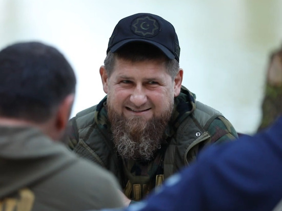 Видео с рыбалки Кадырова появилось в Сети