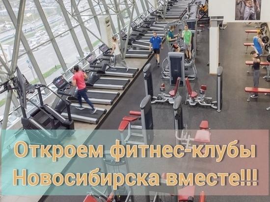 Фитнес-индустрия в Новосибирске находится на грани разорения