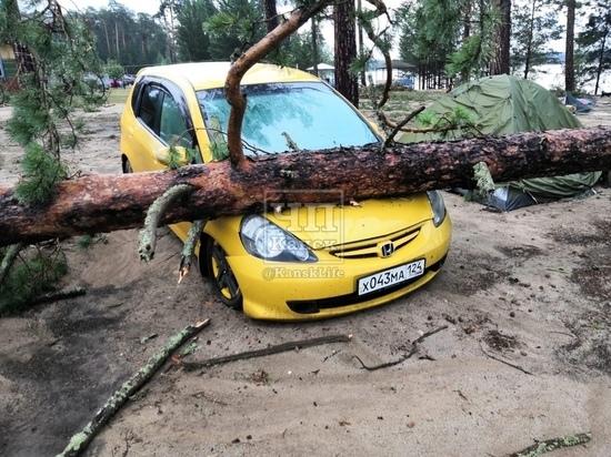 Еще один турист погиб после страшного шторма на озере Маслеево