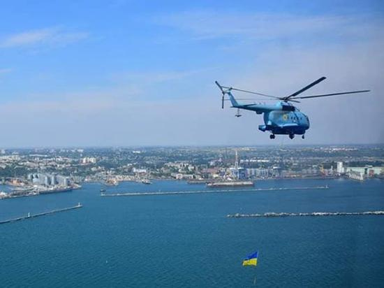 Военно-морские силы (ВМС) Украины готовятся к войне с Россией в самое ближайшее время