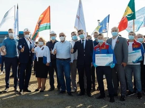 700 кузбасских студентов будут строить социально значимые объекты в регионе