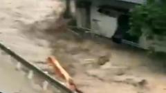 Восточную часть Японии затопило: 26 погибших