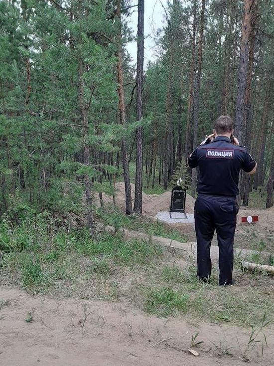 В лесу у города Якутска нашли пять несанкционированных захоронений