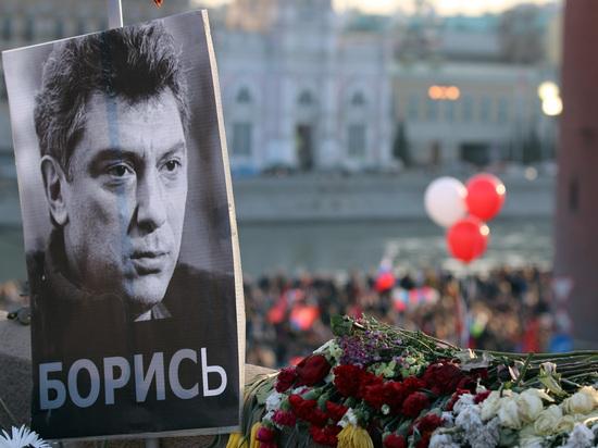 ЕСПЧ коммуницировал дело об убийстве Бориса Немцова