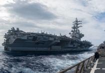 Масштабные учения ВМС США в Южно-Китайском море рискуют серьезно поднять градус конфронтации между Вашингтоном и Пекином