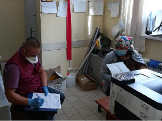 Роспотребнадзор нагрянул с инспекцией в Кош-Агачский район, лидирующий по коронавирусу