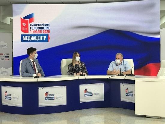 В день голосования общественниками и юристами на Ставрополье принято 301 обращение