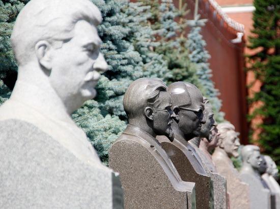 Калужане просят установить памятник Сталину