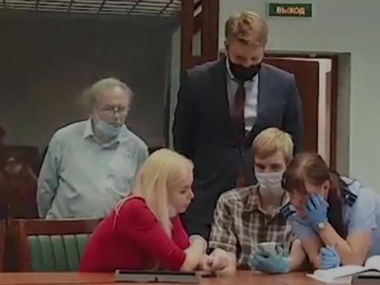 """""""Переписка Соколова и Ещенко может повлиять на наказание историка"""""""