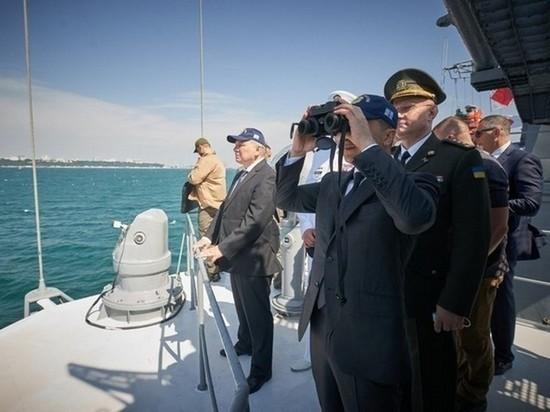 Киев признал, что командующий ВМСУ Неижпапа преувеличил угрозу от российской армии