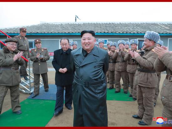 Власти КНДР заявили, что не планируют вести переговоры с США