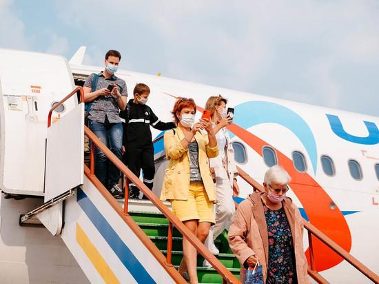 До середины сентября в Бурятию прибудет 11 чартеров с туристами
