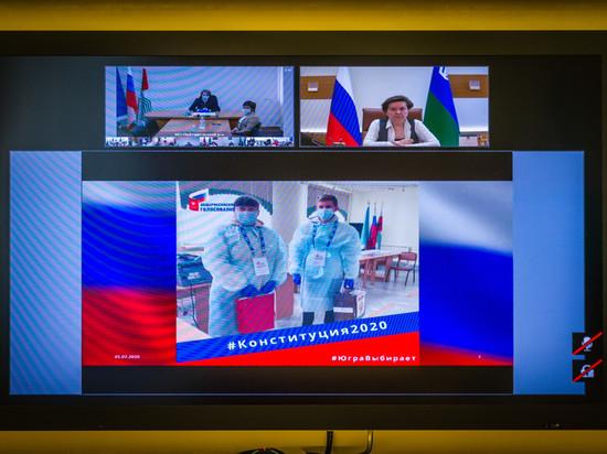 Легитимность голосования в Югре обеспечивали общественные наблюдатели