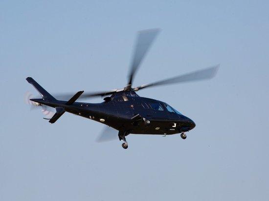 Таможенники нашли во Владивостоке радиоактивный вертолет