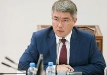 Глава Бурятии попросил министра здравоохранения не забывать про «Единую Россию»