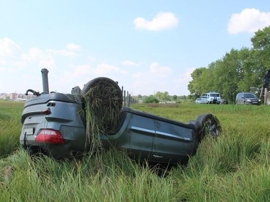 Около Йошкар-Олы джип столкнулся с грузовиком