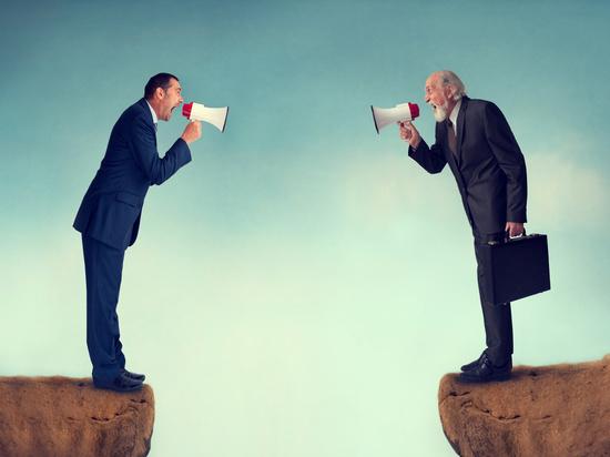 Конфликт как генератор новых идей
