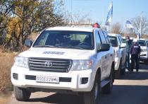 Миротворцев ОБСЕ на Донбассе прозвали «слепыми»