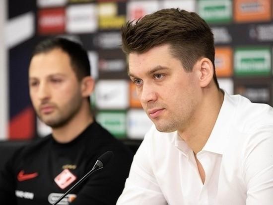 «Спартак» подтвердил увольнение генерального директора Томаса Цорна