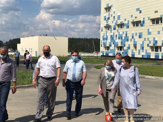 В Ревде обещают запустить водоочистные сооружения, открытие которых переносится уже два года