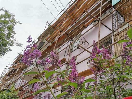 Главный архитектор Читы рассказала о схеме колеровки фасадов домов