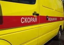 Первые жертвы московского урагана: дерево пробило крышу автомобиля, пострадала пассажирка