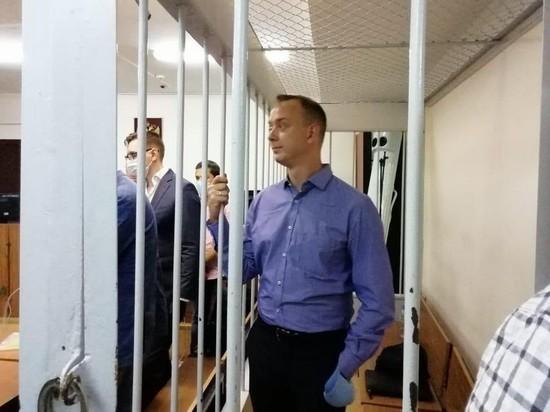 Арестованный Иван Сафронов поблагодарил каждого, кто пришел его поддержать