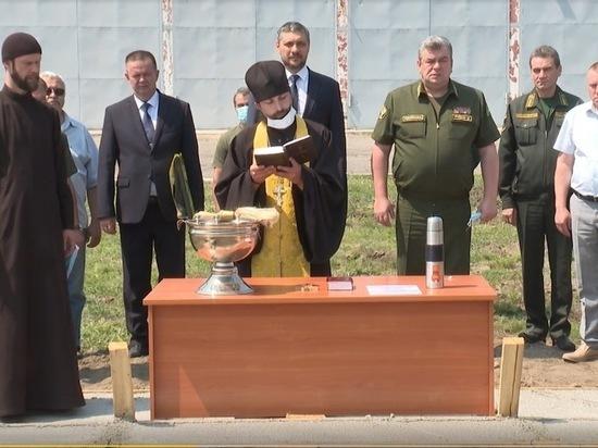 Первую в России часовню в честь Авиалесоохраны заложили в Чите