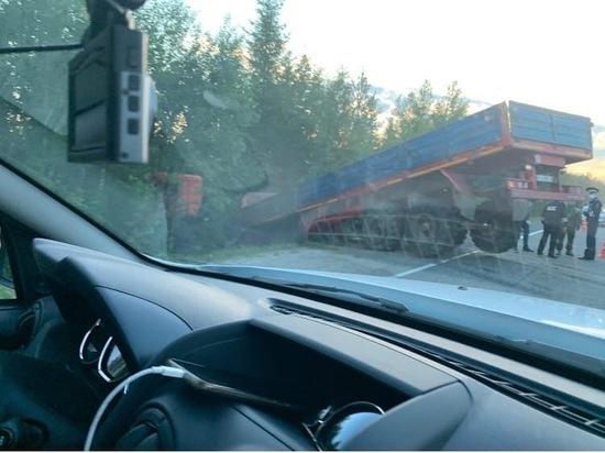 В страшном ДТП на трассе Ноябрьск — Муравленко погиб человек