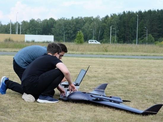 Челябинские школьники разработали беспилотник для картографирования региона