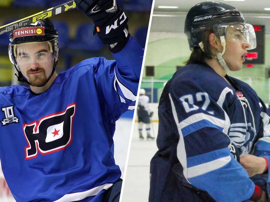 В хоккейный клуб «Ростов» на просмотр прибыли два игрока