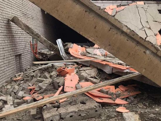 Строительство рухнувшего ТЦ в Зуевке велось не по проекту