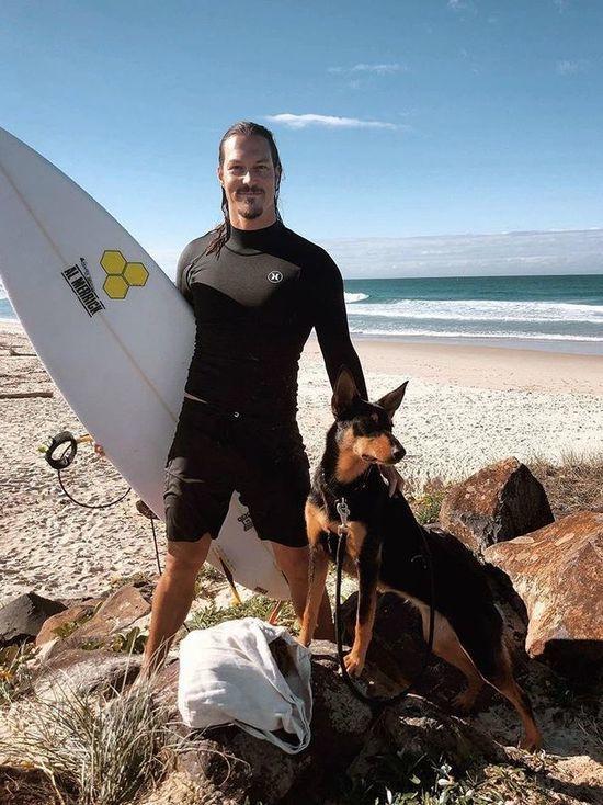 Двукратный чемпион мира по сноуборду утонул в океане