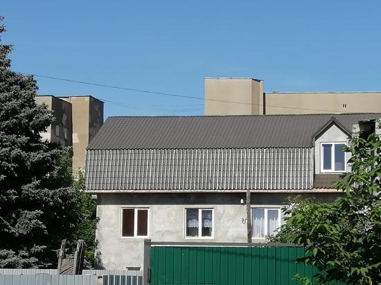 Жительница Оренбурга получила срок за то, что построила дом не там