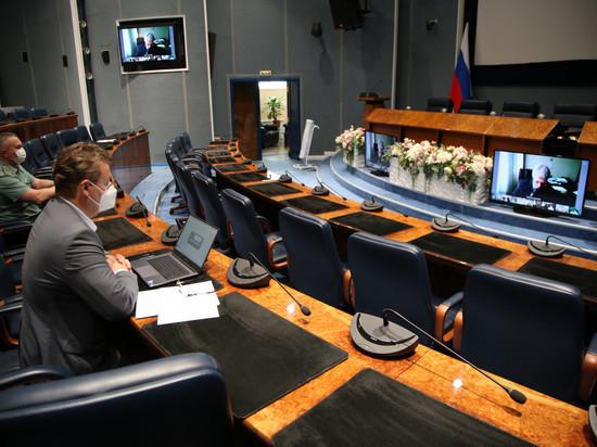 В правительстве Югры обсудили ситуацию с коронавирусом