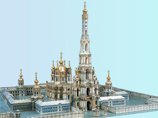 В Петербурге предложили построить звонницу как «символ общественного согласия»
