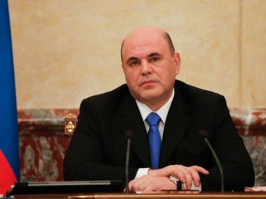 По словам премьера, из-за эпидемии число работающих удаленно россиян выросло в пять раз