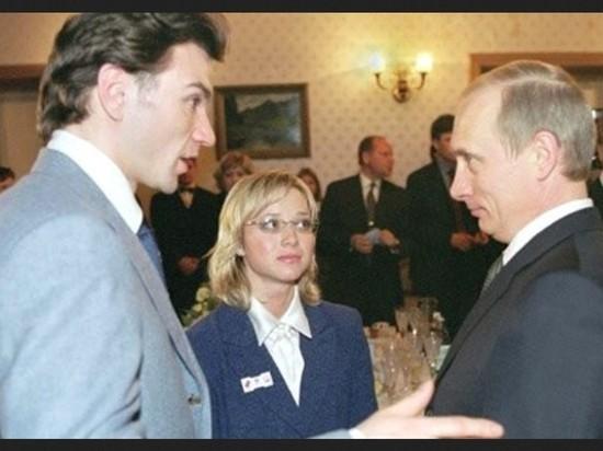Бережная объяснила, почему не вышла за Сихарулидзе