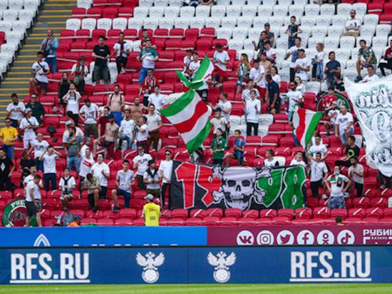 150 тысяч рублей штрафа получил «Рубин» за нарушения в матче с «Оренбургом»