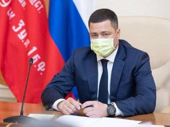 Новая инфекционка в Пскове построена на 10%