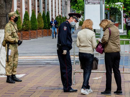 Правоохранители Ростовской области за весь период пандемии составили 26 214 протоколов о несоблюдении ограничительных мер