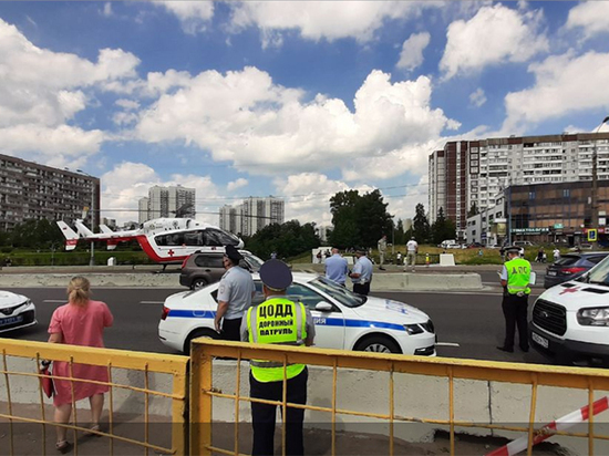 В Зеленограде против подростка, сбившего мальчика-скейтбордиста, возбудили уголовное дело